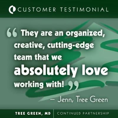 Tree Green Testimonial Pics Printing Service West Chicago