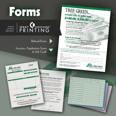 Tree Green Testimonial Pics 3 Printing Service West Chicago